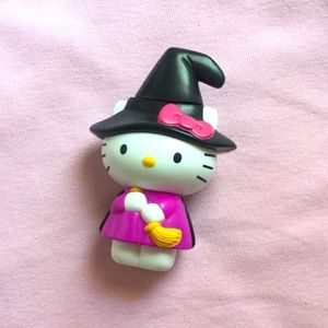Hello Kitty Halloween witch McDonald's happy meal